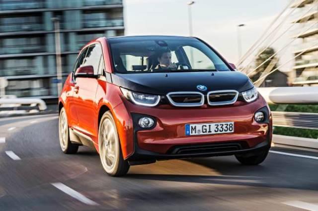 BMW i3 Elektroauto - Preis, Reichweite & Tests