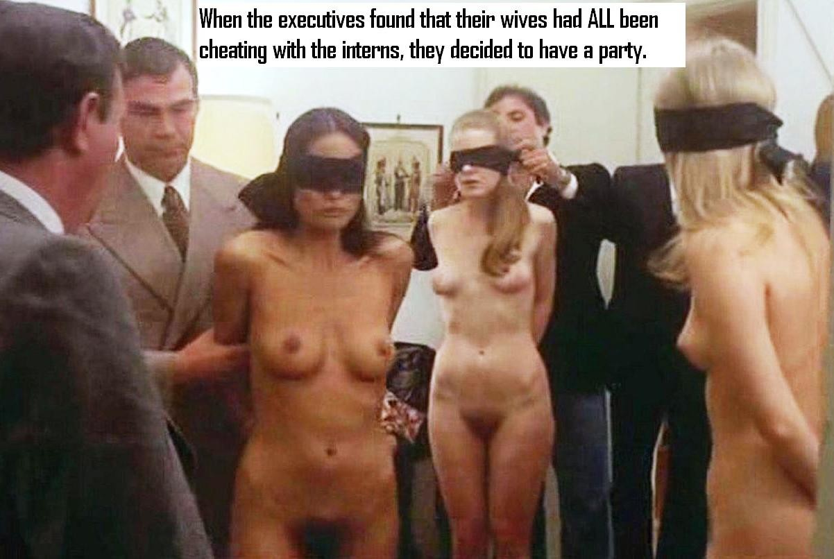girls caught naked embarrassed groups