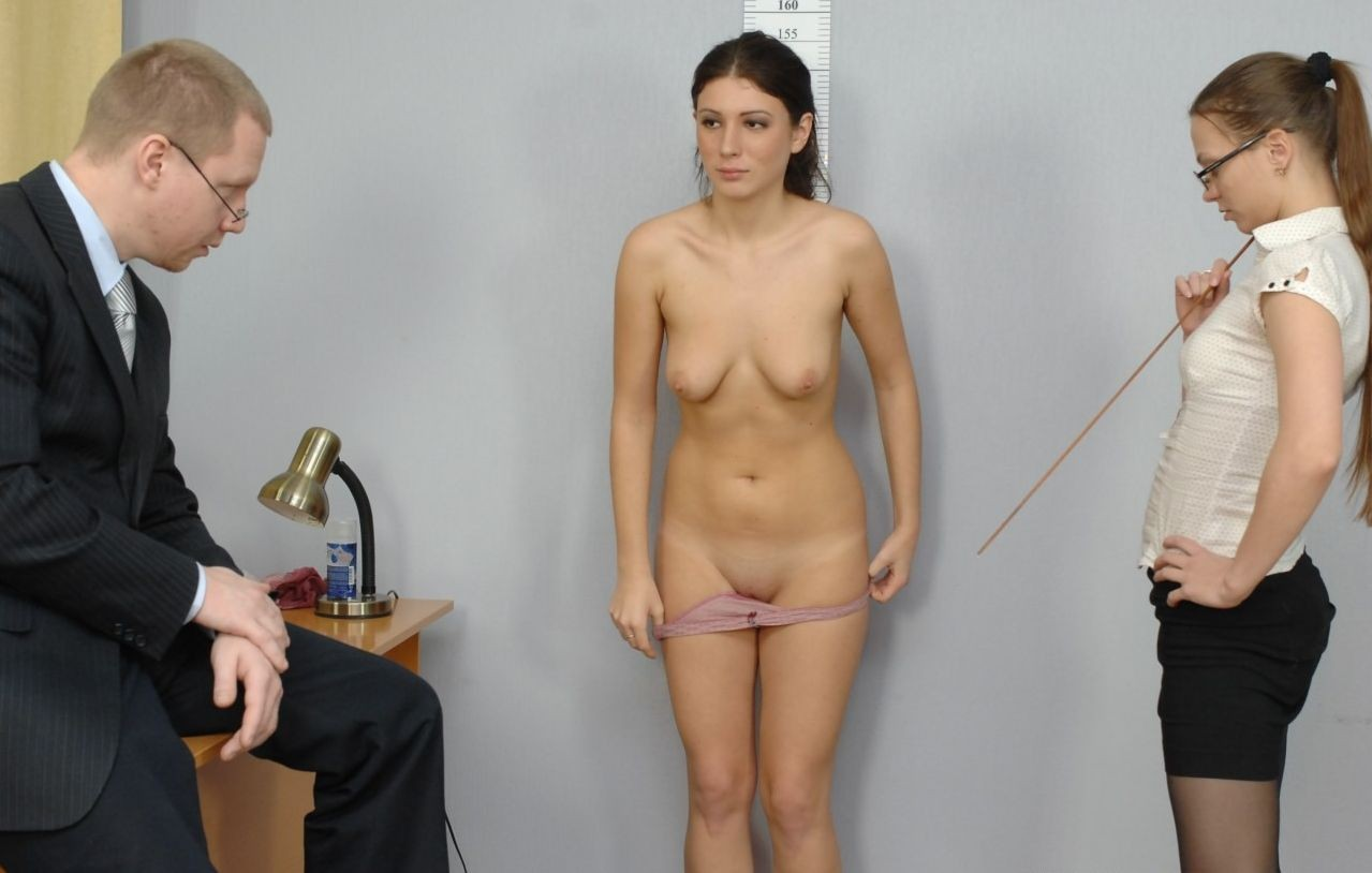 forced to undress