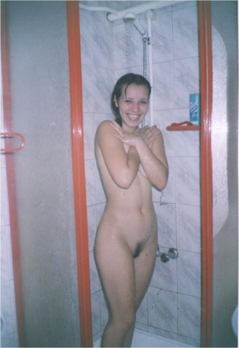 from Jace naked shower girl embarrassed