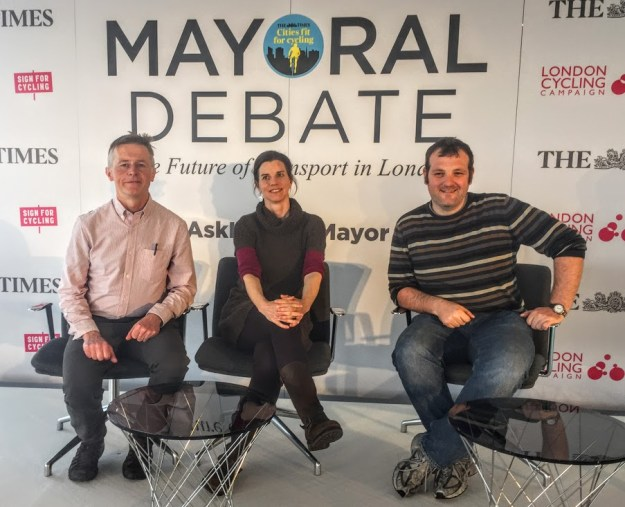 ECC at mayoral debate v.2