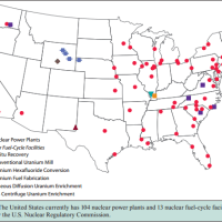 The National Academy of Sciences submits phase 1 findings on analysis of cancer risks in populations near nuclear facilities