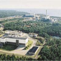 Cracks found at central spent nuclear fuel storage facility for all of Swedish nuclear reactors