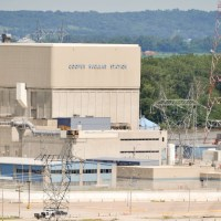 Control rod dropped during refueling outage at Cooper nuclear power plant