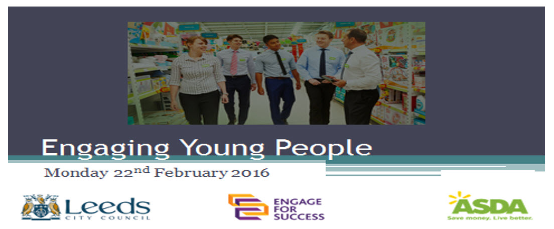 engaging young people