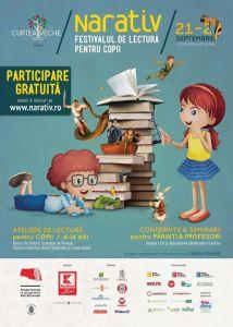 narativ-festival lectura copii