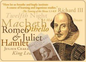 Shakespeare Plays