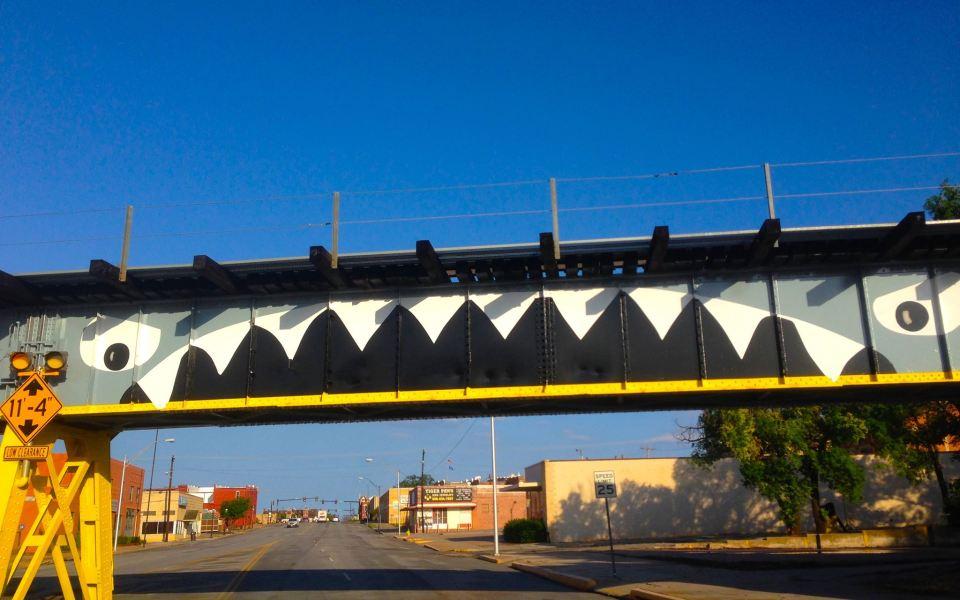Shark Bridge Bingo