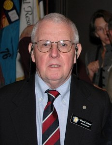 Dr. David Hamer Historian / Consultant