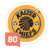 The story about Kaizer Chiefs dominance on social media, captured in tweets