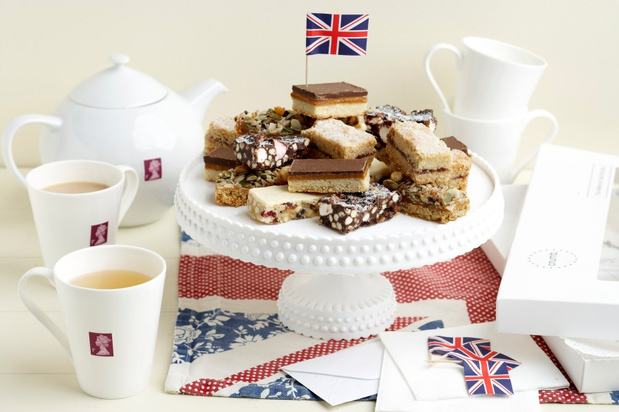 buy afternoon tea online for the queens diamond jubilee