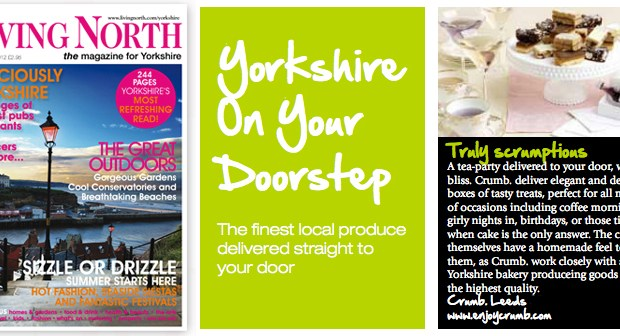 living north crumb feature yorkshire by post afternoon tea by post