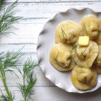 Handmade Russian Pelmeni