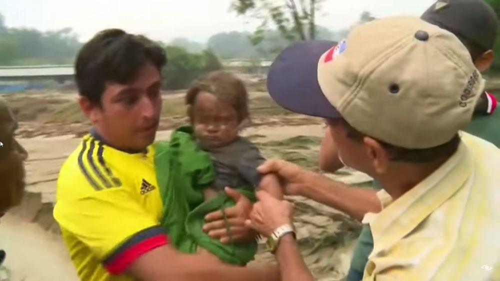 Avalancha deja muertos y desaparecidos — Tragedia en Colombia