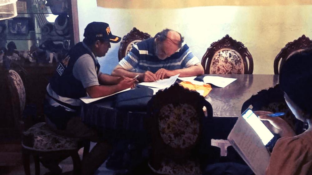 Yehude Simon es detenido por caso Olmos
