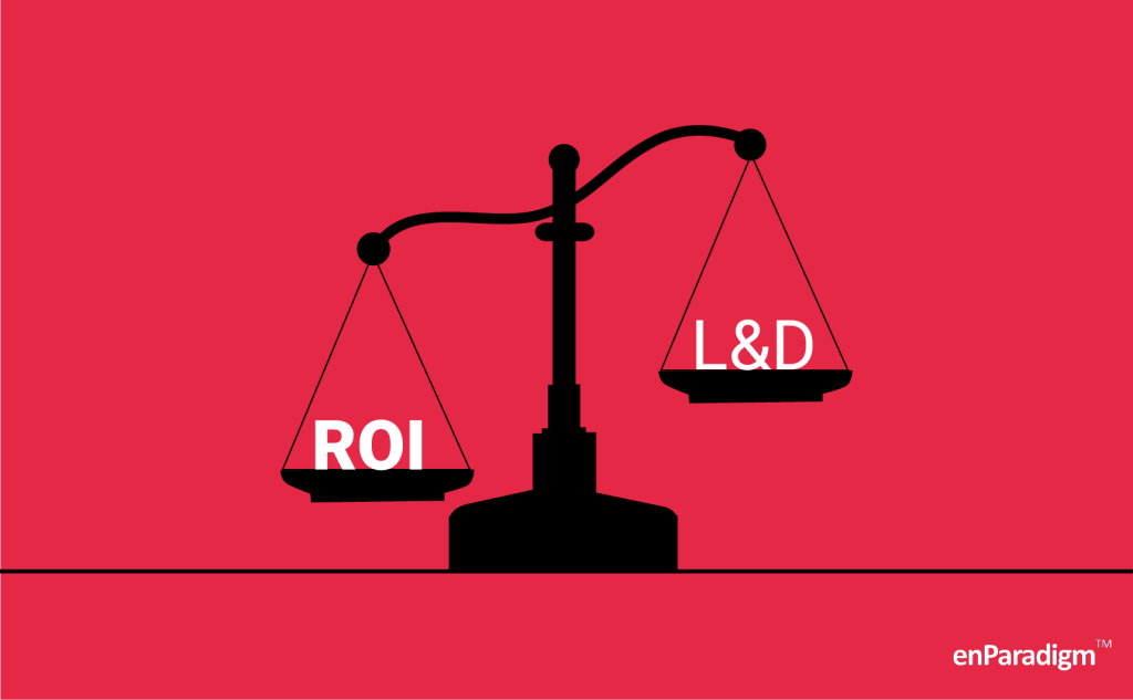 The L&D ROI challenge