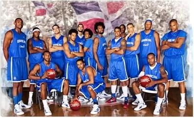 Equipo Dominicano de baloncesto