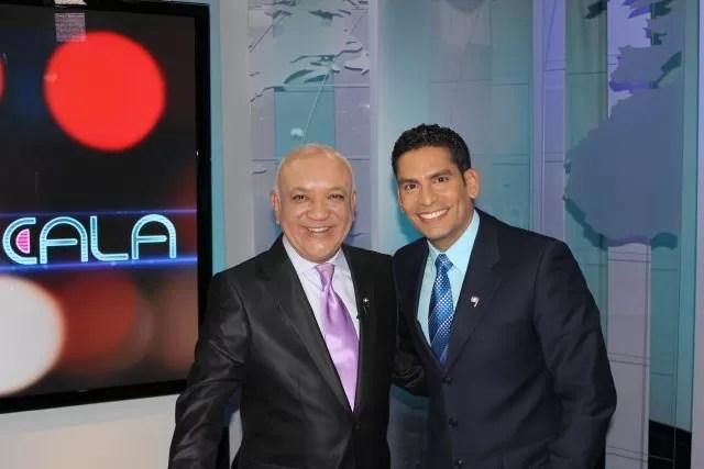 Jochy Santos en CNN