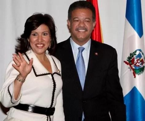 Leonel y Margarita