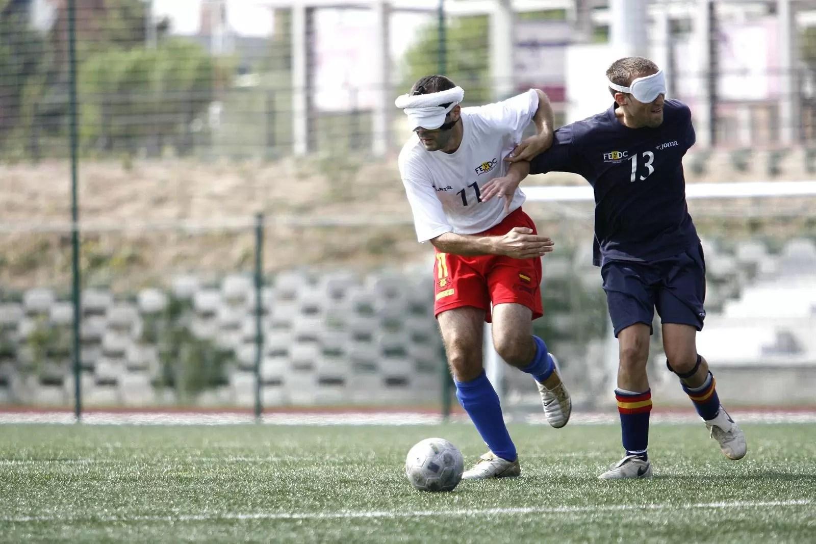Selección Española Paralímpica De Fútbol Sala