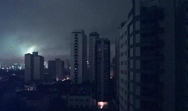 ciudad oscura