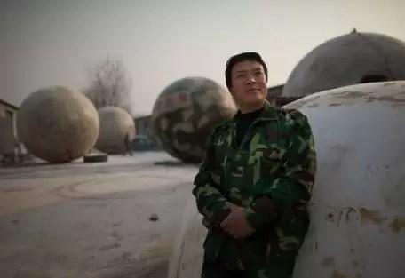 china refugios