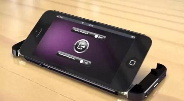 iphone 5 concepto