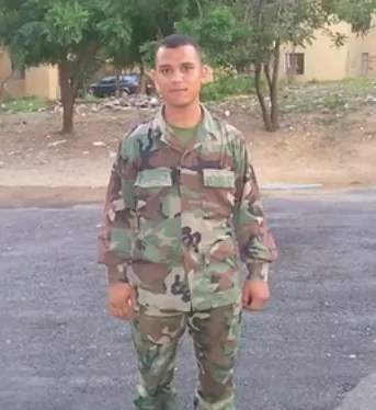 Dominican Soldier