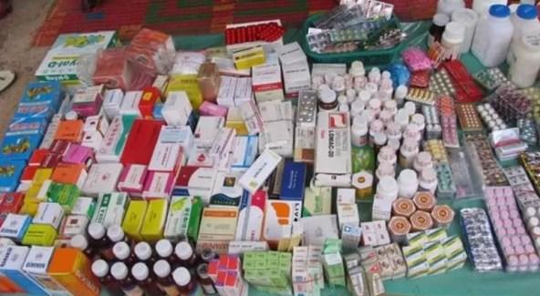 Resultado de imagen para Medicamentos falsificados incautados en Moca
