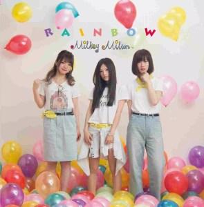 Milkey Milton 会場限定MINI ALBUM【RAINBOW】ジャケ写