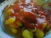 gnocchi mit tomatensauce