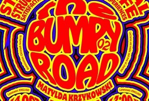 1415 S1 LECTURES The Bumpy Road poster 2