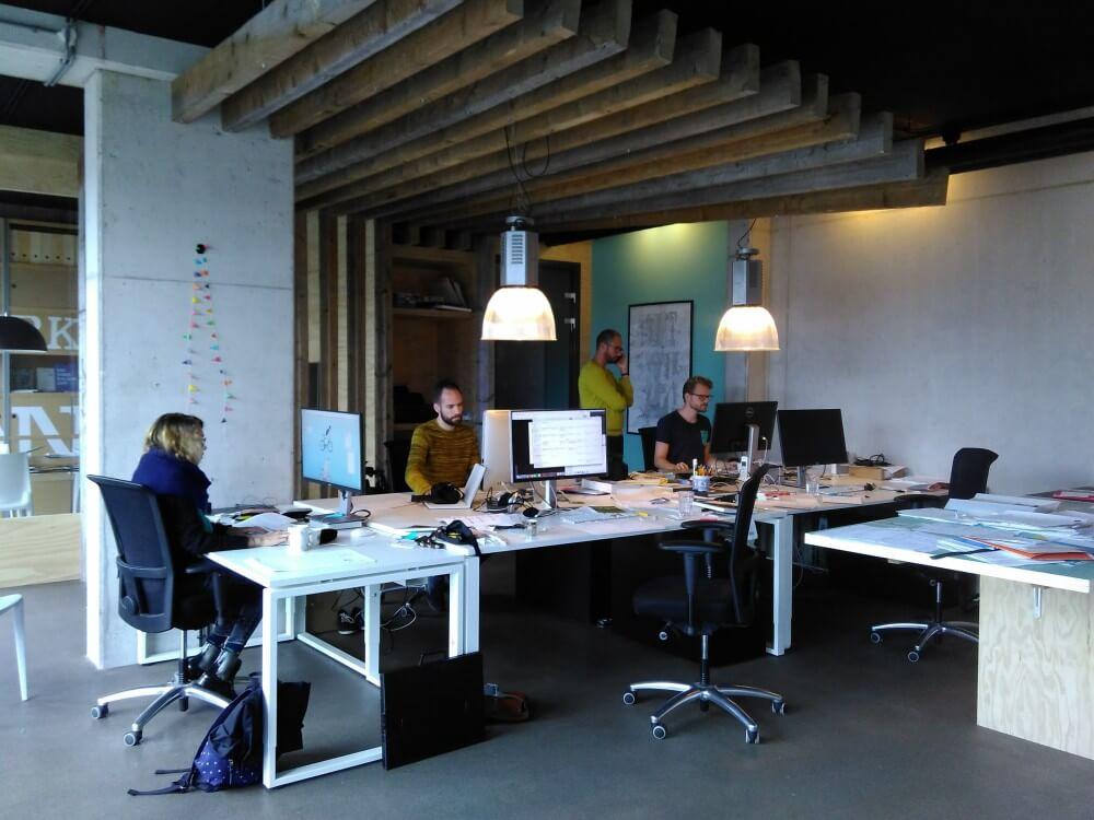 Studio graphic design