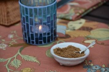 The garam marsala