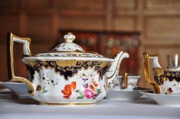 Lovely cobalt tea pot