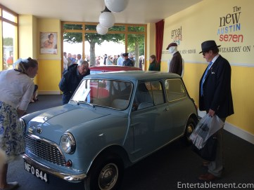 Cars from Minis
