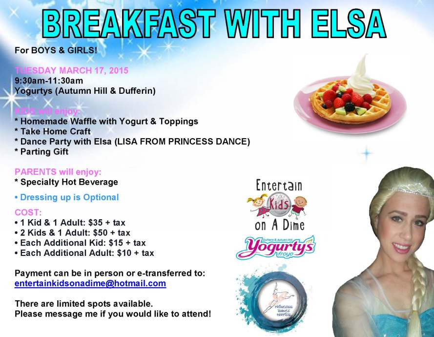 BREAKFAST WITH ELSA (Autosaved)