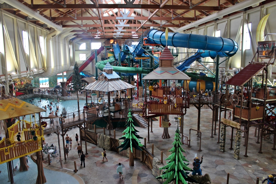NEW GREAT WOLF LODGE DEALS