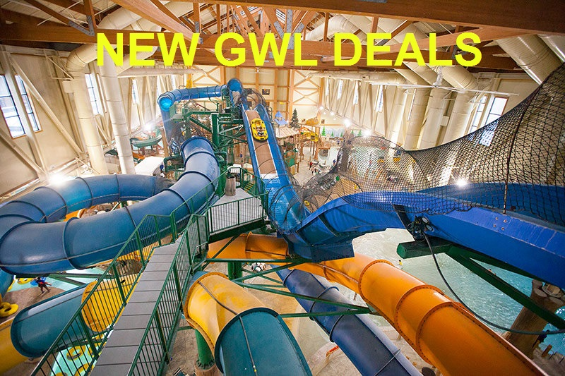 NEW Great Wolf Lodge Niagara Deals (Nov/Dec 2015)