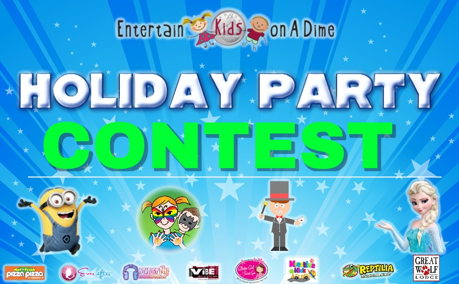 CONTEST: Holiday Party TICKETS