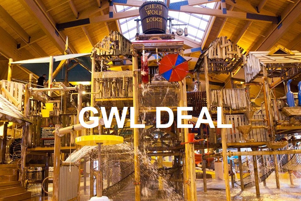 Great Wolf Lodge Deal (February 10, 2016)