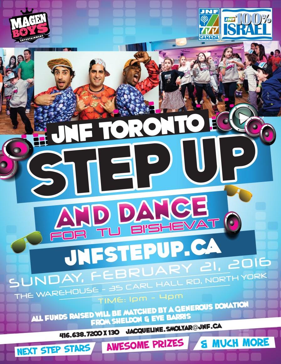 step up 16 final 2