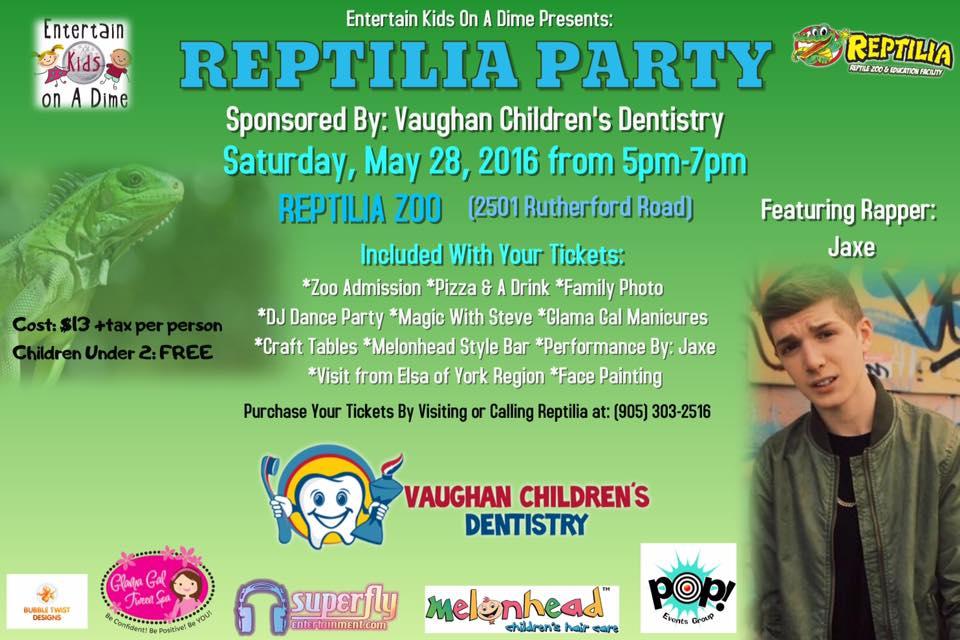 Entertain Kids BIG PARTY!