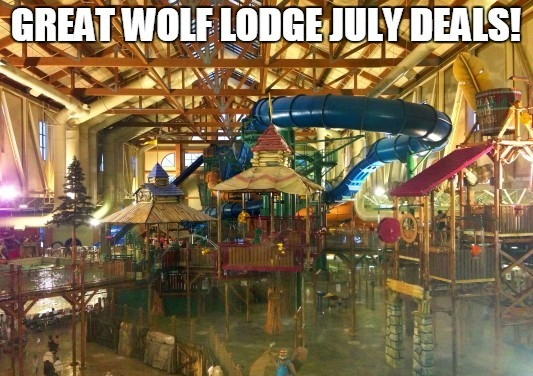 June/July Great Wolf Lodge Deals!