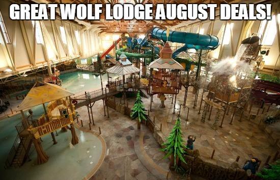 GWL: 8 Last Minute August Dates!