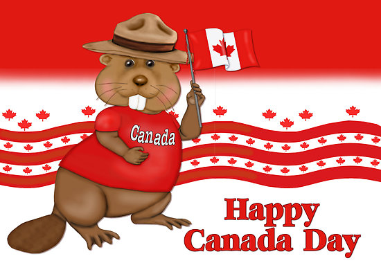 Canada Day 2016 Long Weekend Calendar