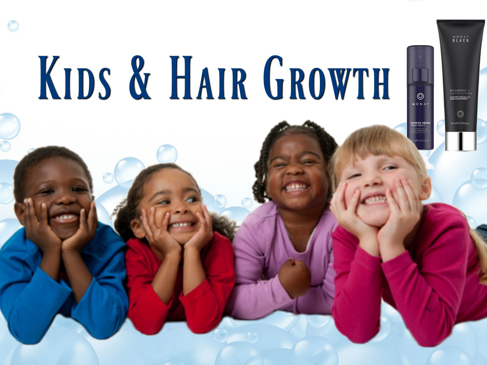 Kids & Hair Growth