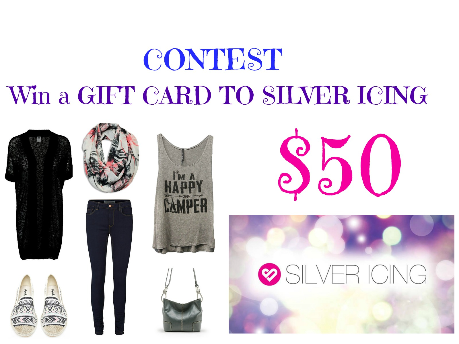 CONTEST: Win A Silver Icing Gift Card