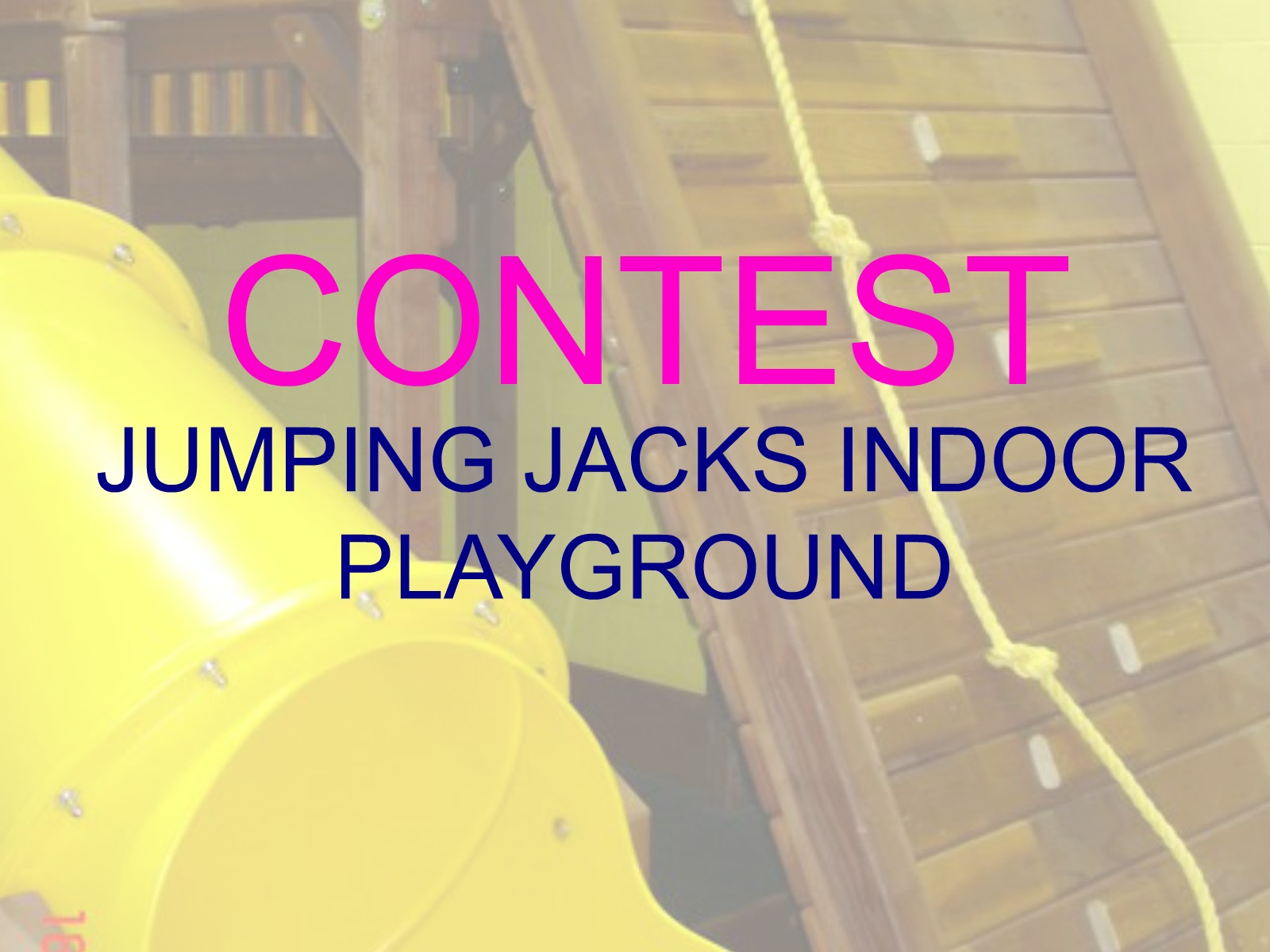 CONTEST: Jumping Jacks Indoor Playground