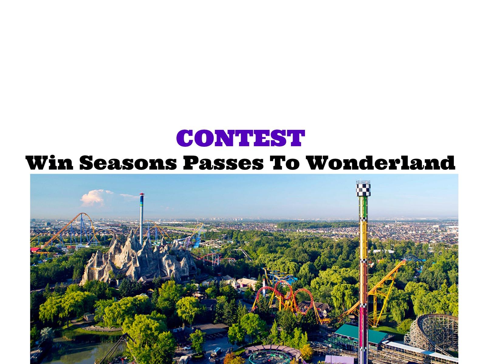 Wonderland Contest